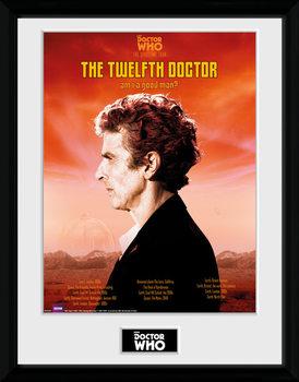 Doctor Who - Spacetime Tour 12th Doctor Zarámovaný plagát