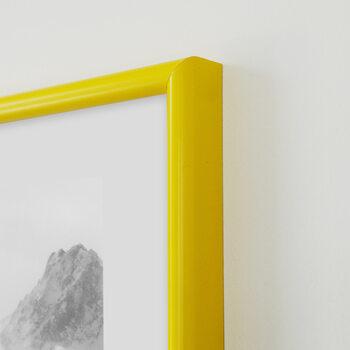 GB EYE Rám pro plakát 61x91,5 cm Žlutá - Plast