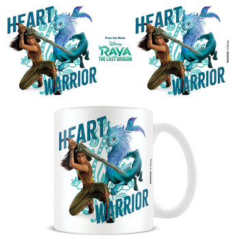 Taza Raya and the Last Dragon - Heart Warrior