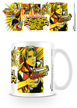 Tasse Ready Player One - Comic