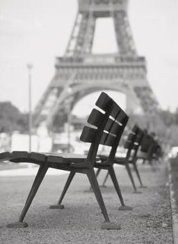 Rendezvous A Paris Festmény reprodukció
