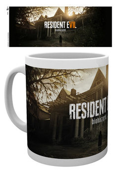 Csésze Resident Evil - Re 7 Key Art