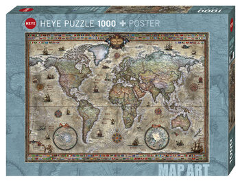 Puzzle Retro World