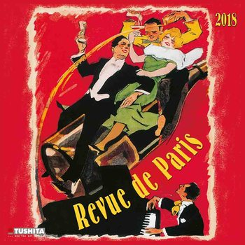 Ημερολόγιο 2021 Revue de Paris