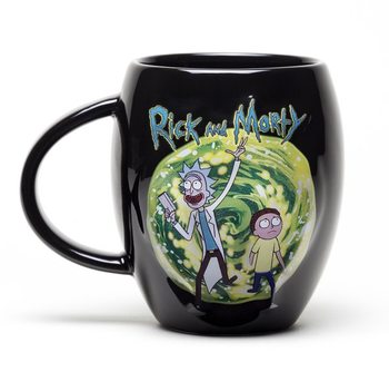 Mugg Rick and Morty - Portal