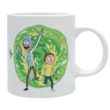 Šalice Rick & Morty - Portal