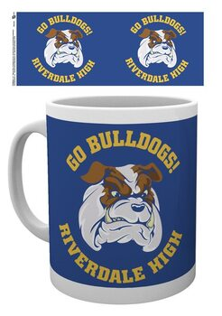 чаша Riverdale - Go Bulldogs