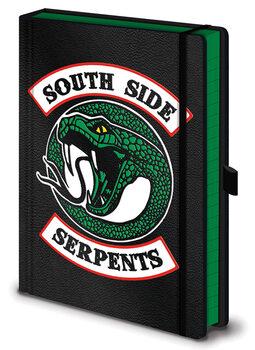 Σημειωματάριο Riverdale - South Side Serpents