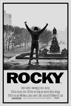ROCKY 1 - плакат (poster)
