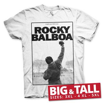 T-shirt Rocky Balboa - It Ain't Over