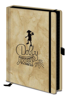 Rokovnik Harry Potter - Dobby