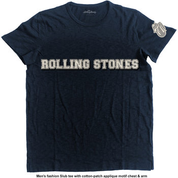 T-Shirt Rolling Stones - Logo & Tongue