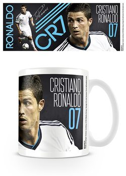 Tazza Ronaldo - CR7 limited edtion