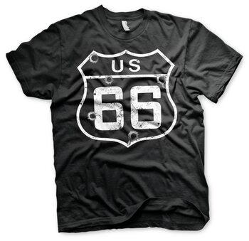 T-shirt Route 66 - Bullets