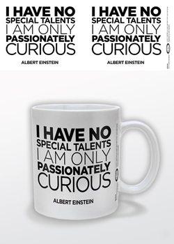 Albert Einstein - Only Curious Šalice
