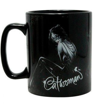 Šalice DC Comics - Catwoman