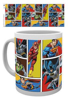 DC Comics - Justice League Grid Šalice