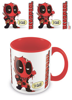 Deadpool - From Awesome To Gruesome Šalice