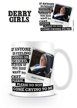 Derry Girls - Sister Michael Šalice