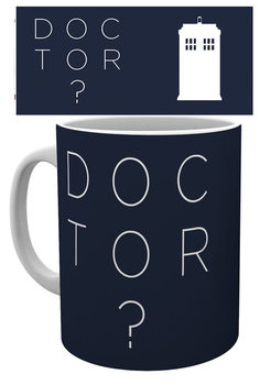 Doctor Who - Doctor Who Type Šalice