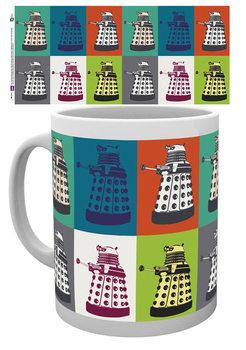 Doctor Who - Pop Art Šalice