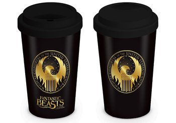 Fantastic Beasts - Macusa Logo Šalice