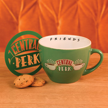 Friends - Central Perk Green Šalice