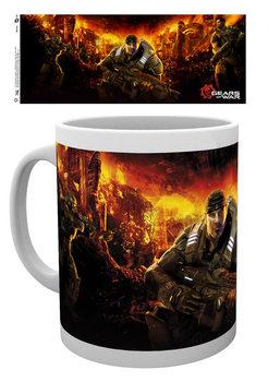Gears Of War 4 - Keyart 4 Šalice