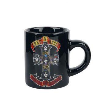 Šalice Guns N Roses - Appetite for Destruction Black