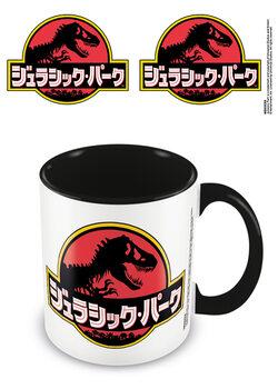 Jurassic Park - Japanese Text Šalice