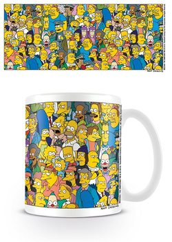 Les Simpson - Characters Šalice