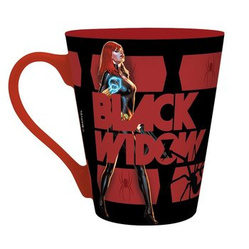 Šalice Marvel - Black Widow