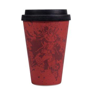 Eco šalica Marvel - Deadpool