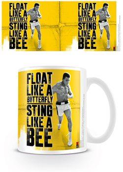 Šalice Muhammad Ali - Float like a butterfly,sting like a bee