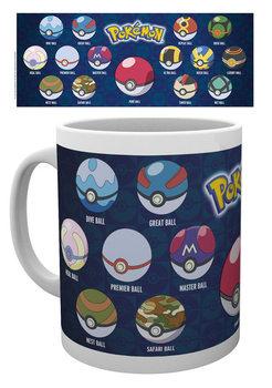 Pokémon - Ball Varieties Šalice