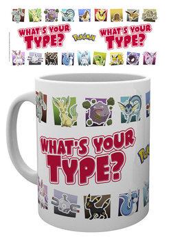 Pokemon - My Type Šalice