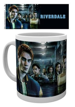 Riverdale - Key Art Hall Way Šalice