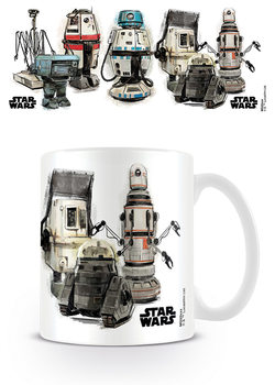 Šalice Solo A Star Wars Story - Droids
