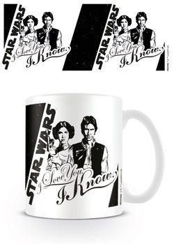 Star Wars - I Love You Šalice