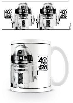 Star Wars - R2-D2 (40th Anniversary) Šalice