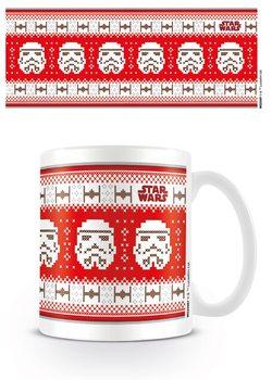 Star Wars - Stormtrooper Xmas Šalice