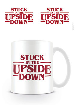 Stranger Things - Stuck In The Upside Down Šalice