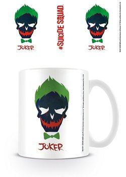 Suicide Squad - Joker Skull Šalice
