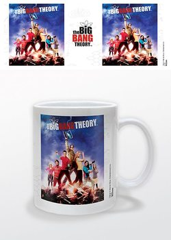 The Big Bang Theory - Laptop Šalice