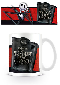 The Nightmare Before Christmas - Jack Banner Šalice
