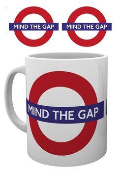 Transport For London - Mind The Gap Šalice