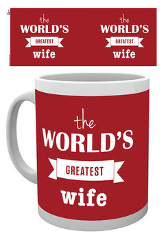 Worlds Greatest Wife Šalice