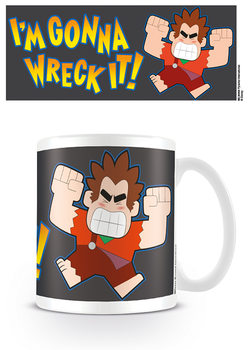 Wreck-It Ralph - I'm Gonna Wreck It Šalice