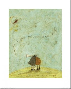 Sam Toft - I Just Can't Get Enough of You Festmény reprodukció