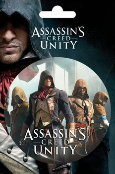 Samolepka Assassin's Creed Unity - Group